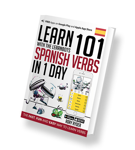 Learn 101 Spanish Verbs