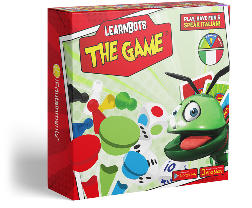 Language Learning Board Games